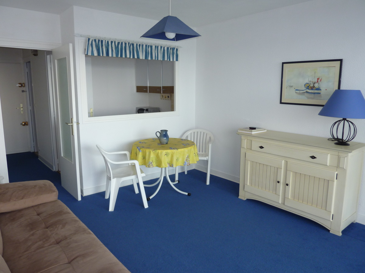 Studio 28 m2 locations de vacances la baule 44500 for Aquabaule piscine