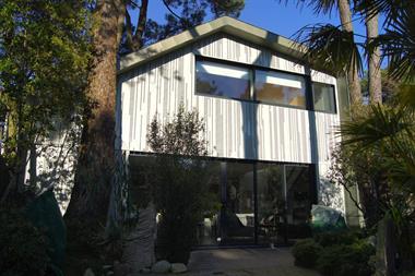 À louer villa contemporaine à La Baule les Pins, entièrement rénovée en 2014