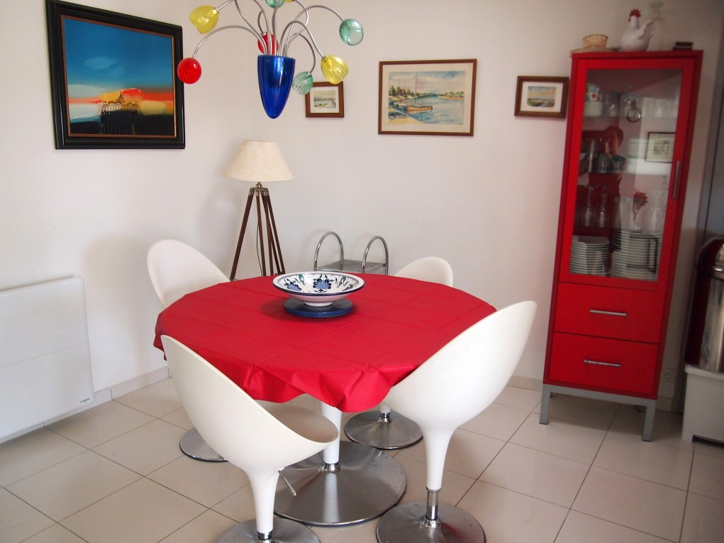 Location villa ars en re pour 8 personnes 17590 amarante - Office tourisme ars en re ...