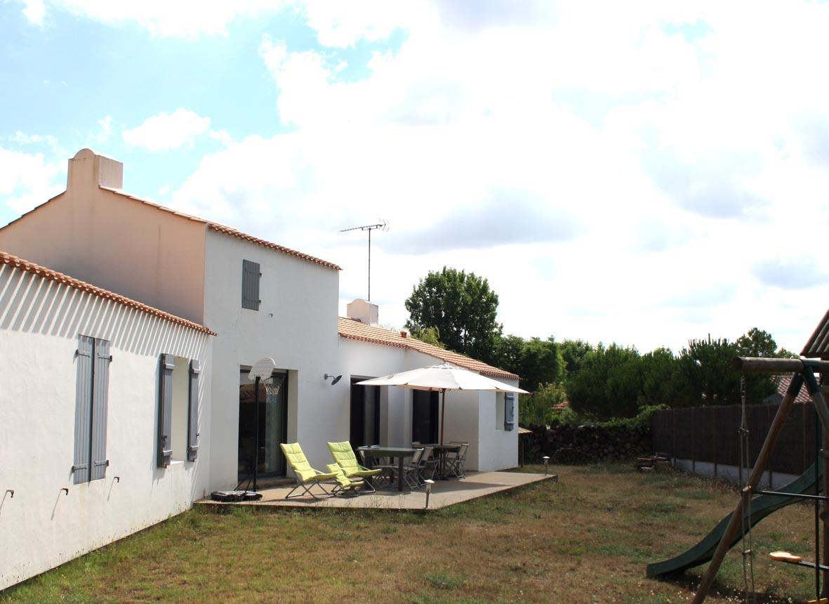 Location de vacances maison a louer a st jean de monts for Maison saint jean lille