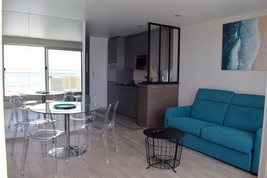 APPARTEMENT TYPE 2 FACE MER - QUARTIER LAJARRIGE