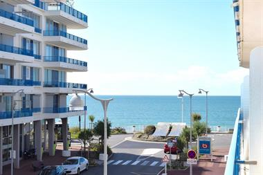 APPARTEMENT DE TYPE 3 - QUARTIER LAJARRIGE - VUE MER