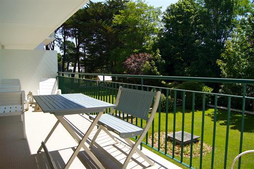 À louer appartement de type 4 à La Baule, quartier Benoît, à 200 m de la plage