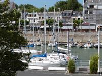 Vue latérale Port - Quartier Benoît