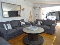 Proche plage du Nau, quartier calme, charmante maison  de 90 m2 de plain pied avec jardin et terrasse