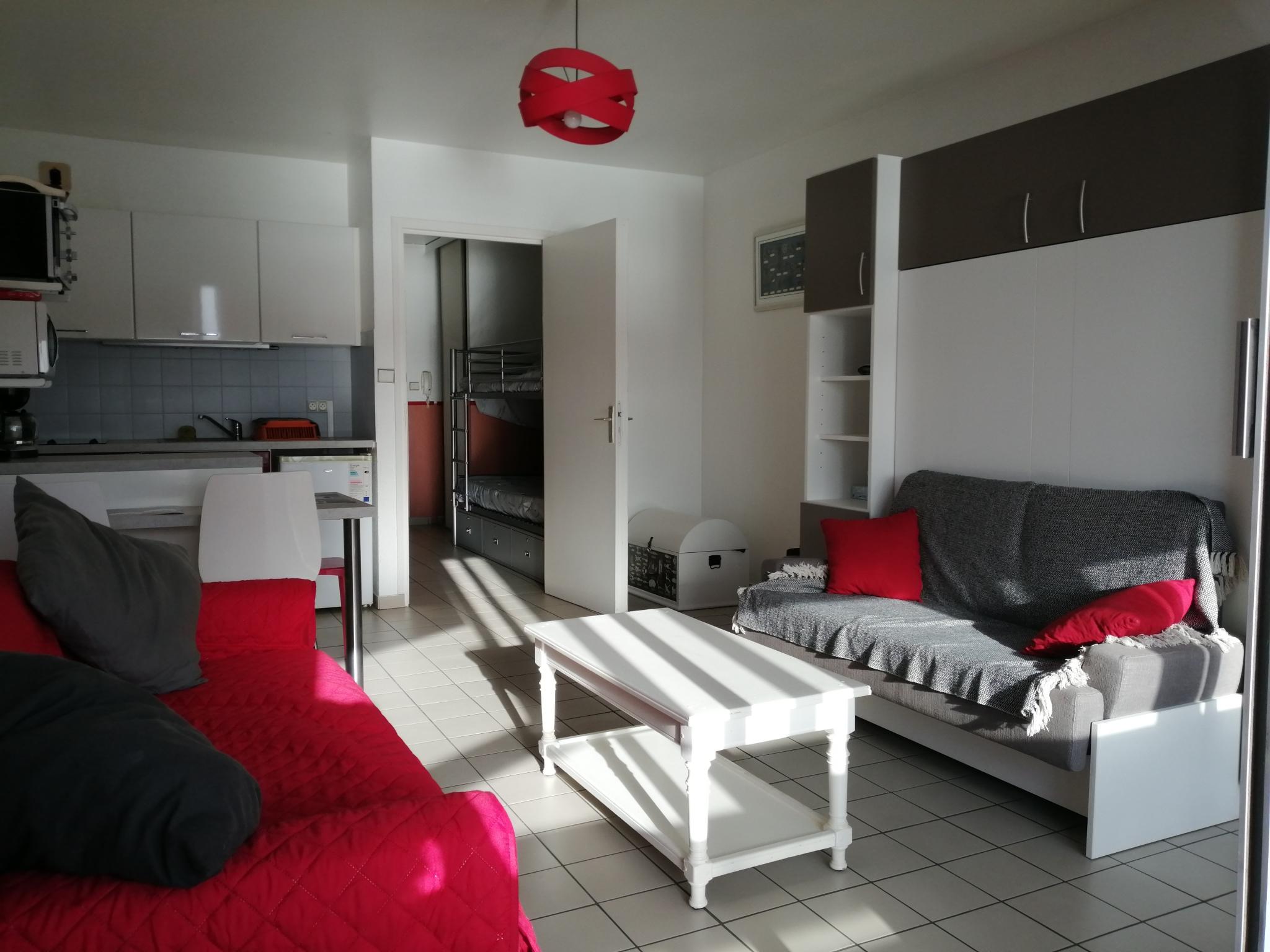 location appartement 4personnes 35m saint gilles croix de vie vrignaud biron