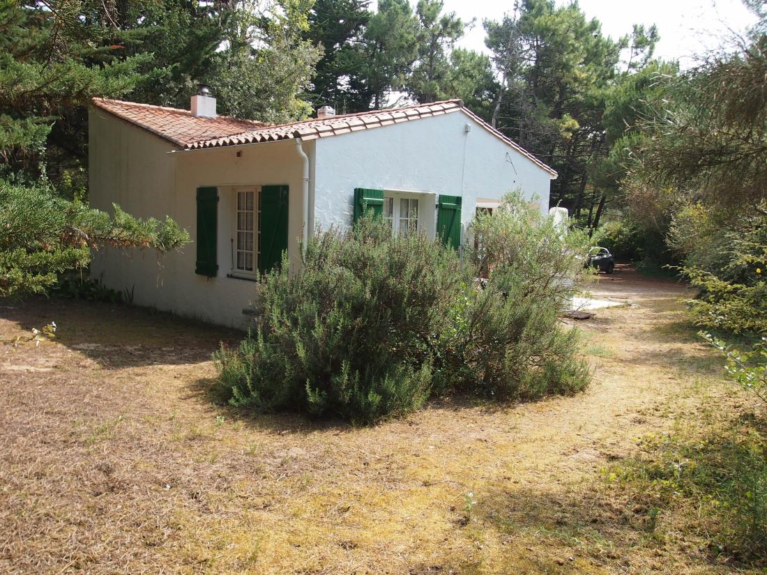 Location Le Bois Plage En R Ile De R Villa Vacances S Jour Et  ~ Location Maison Bois Plage En Ré
