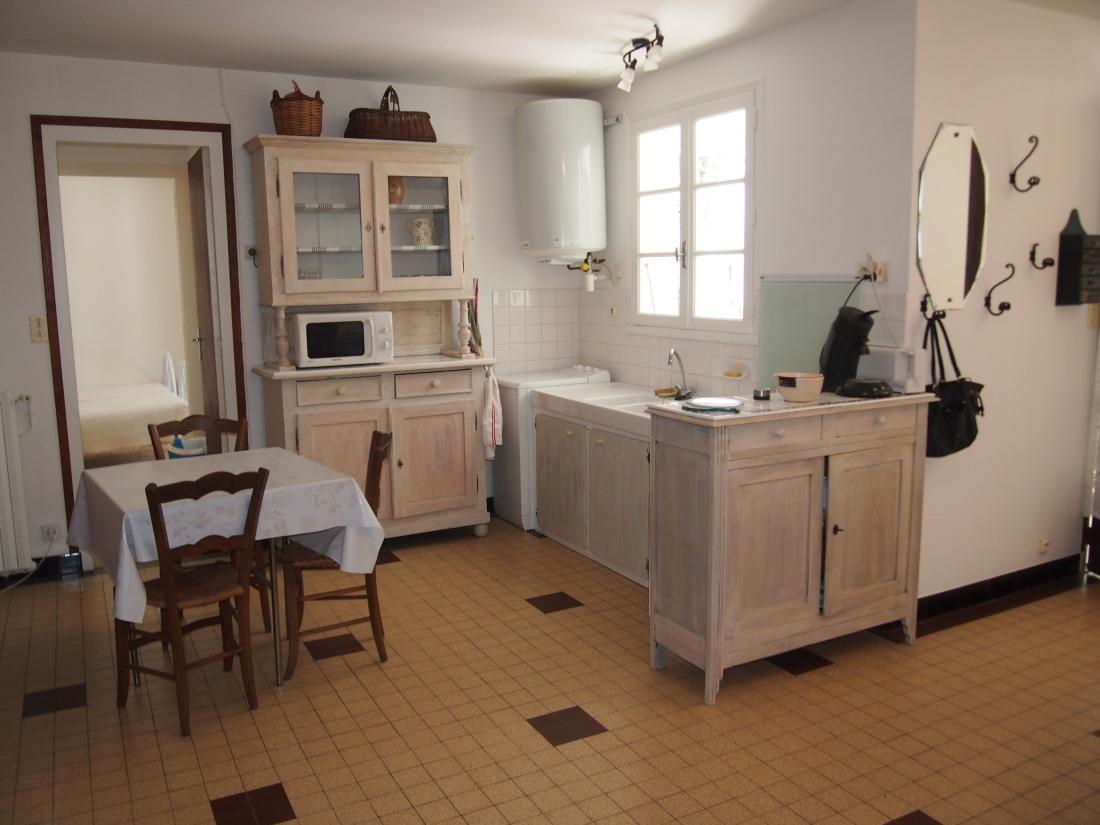 Location Maison Le Bois Plage En Re Pour 4 Personnes 17580 Les  ~ Location Maison Bois Plage En Ré