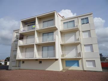 Appartement en RDC dans résidence à 400 m de la plage de  La Faute Sur Mer