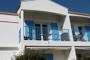 Appartement 4 personnes idéalement situé à 100m de la plage et 650m du coeur de ville