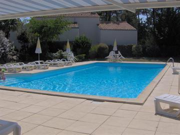Agréable appartement en résidence avec piscine collective