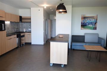 Appartement 2/4 pers en rez-de jardin, Vue Mer, avec accès direct à la plage, adapté PMR