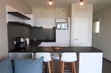 Appartement neuf en rez-de jardin, Vue Mer, dans résidence de standing à la Tranche-Sur-Mer, accès direct à la plage