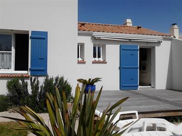 Villa récente 3 chambres à la Terrière