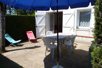 Agréable maisonnette de vacances 450m de la plage - Domaine Ste Anne - la Grière - la Tranche Sur Mer