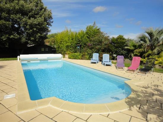 Location de vacances maison avec piscine a louer a st for Piscine st jean de monts