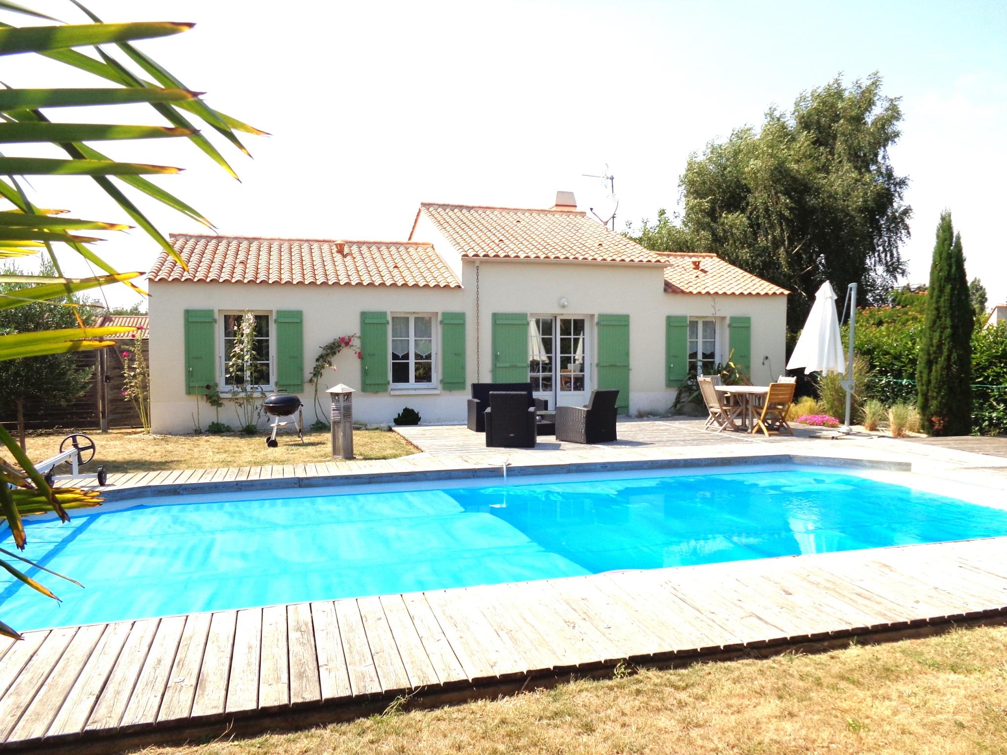 Location vacances angles maison de vacances avec piscine for Maison avec angle casse